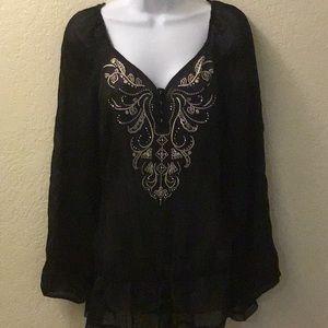 WHITEHOUSE BLACKMARKET blouse